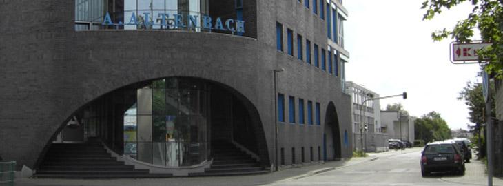 Vermessungsbüro Gebauer & Manser